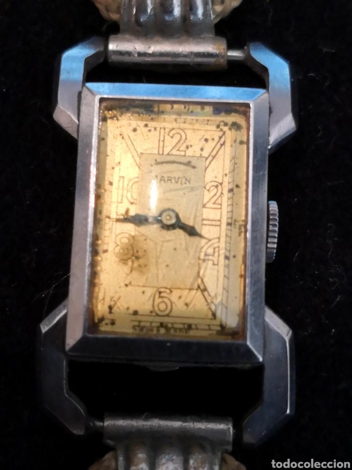 ANTIGUO RELOJ DE MUJER MARVIN (Relojes - Pulsera Carga Manual)