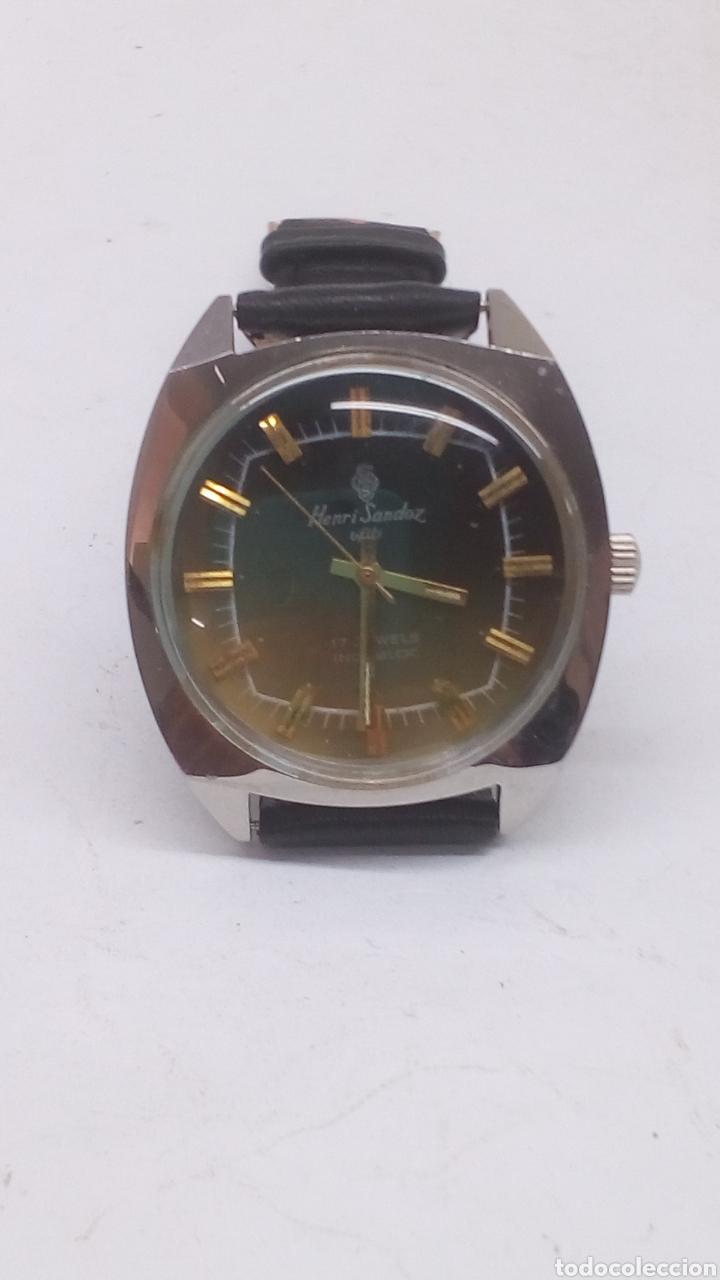 Relojes de pulsera: Reloj Henri Sandoz & Fils - Foto 3 - 170531970