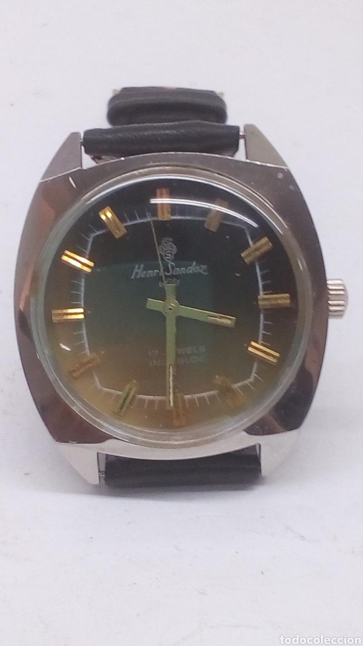 Relojes de pulsera: Reloj Henri Sandoz & Fils - Foto 4 - 170531970