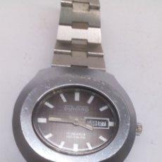 Relojes de pulsera: RELOJ DUWARD CARGA MANUAL. Lote 170534012