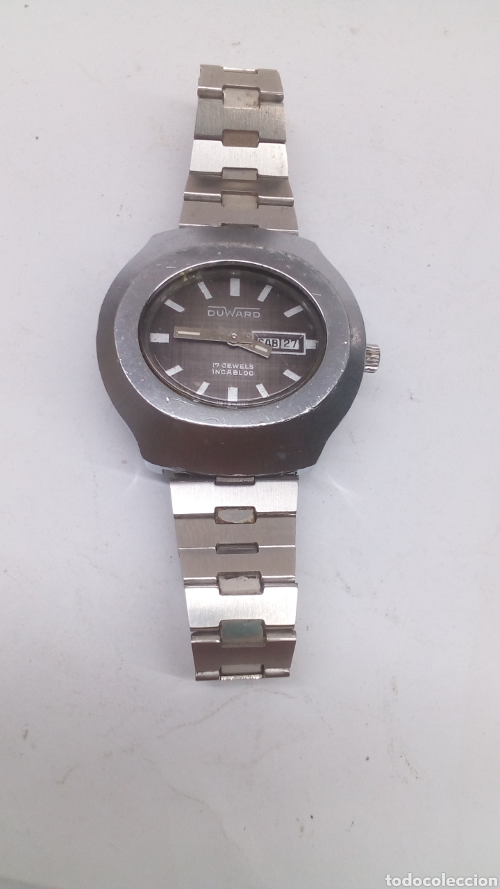 Relojes de pulsera: Reloj Duward carga manual - Foto 2 - 170534012