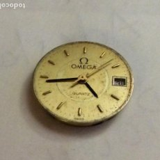 Relojes de pulsera: MAQUINARIA OMEGA QUARTZ CON ESFERA DIAM. 21 MM. Lote 170887650