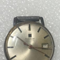 Relojes de pulsera: ORIGINAL ANTIGUO RELOJ TISSOT VISODATE. Lote 170917565