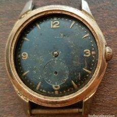Relojes de pulsera: ANTIGUO RELOJ A IDENTIFICAR 34 MM PARA REPARAR O DESPIECE. Lote 170963977