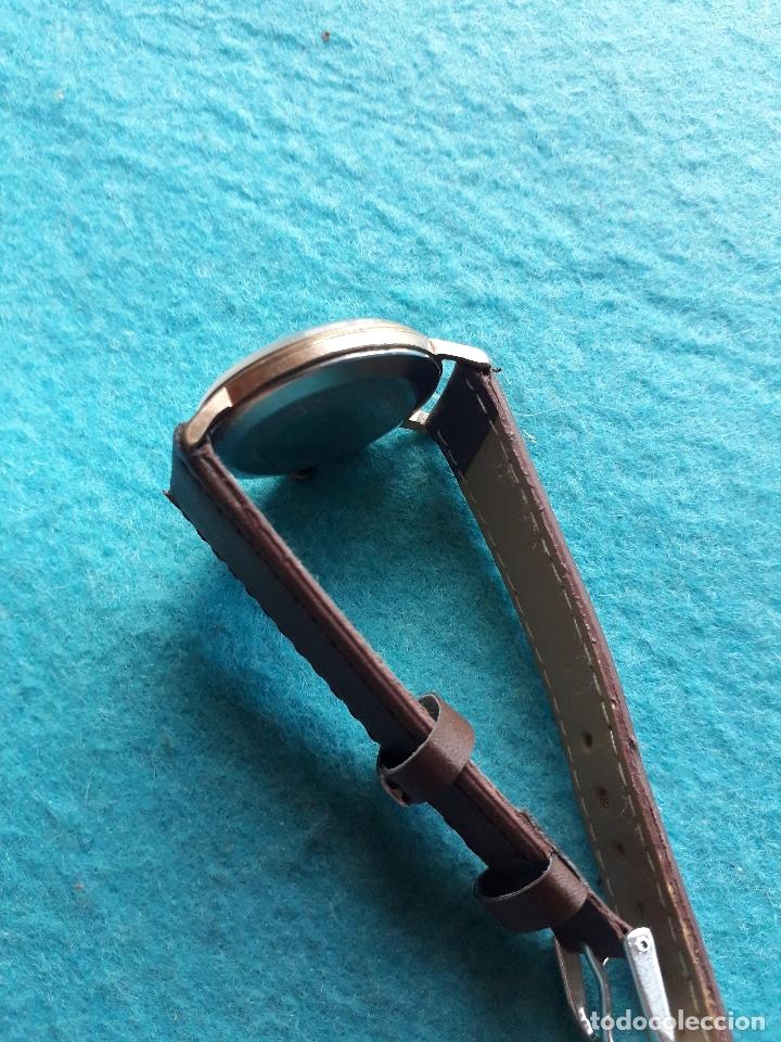 Relojes de pulsera: Reloj Marca Lanco. Clásico de Caballero. Funcionando - Foto 7 - 170976737