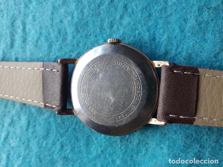 Relojes de pulsera: Reloj Marca Lanco. Clásico de Caballero. Funcionando - Foto 4 - 170976737