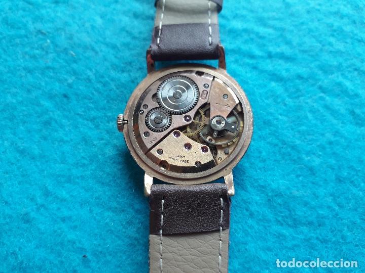 Relojes de pulsera: Reloj Marca Lanco. Clásico de Caballero. Funcionando - Foto 9 - 170976737