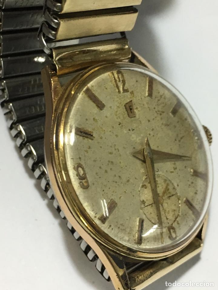 Relojes de pulsera: Reloj Festina carga manual y caja chapada oro maquinaria Swiss made - Foto 2 - 171126769