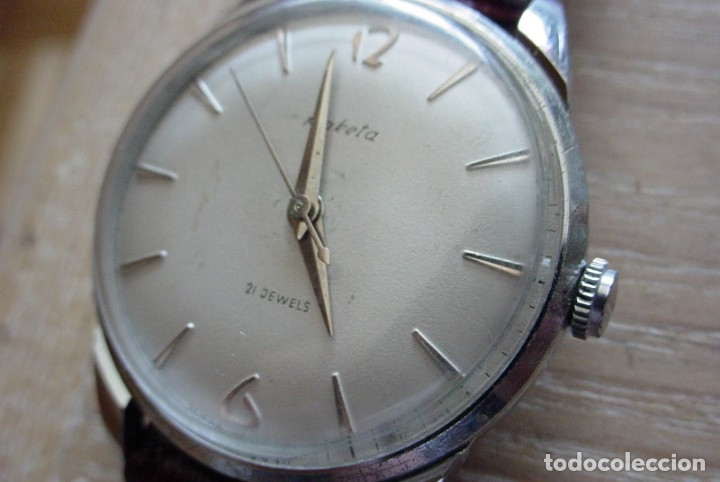 RELOJ RUSO RAKETA GLOBAL URSS (Relojes - Pulsera Carga Manual)