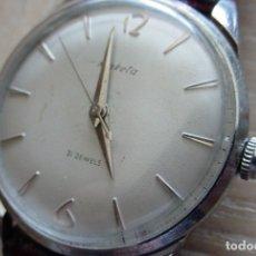 Relojes de pulsera: RELOJ RUSO RAKETA GLOBAL URSS. Lote 171185238