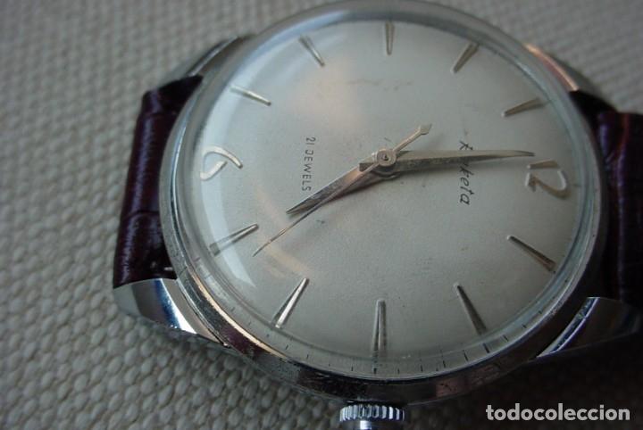 Relojes de pulsera: Reloj ruso Raketa Global URSS - Foto 5 - 171185238