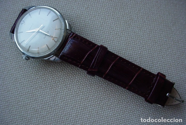 Relojes de pulsera: Reloj ruso Raketa Global URSS - Foto 10 - 171185238