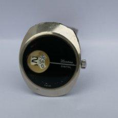 Relojes de pulsera: VINTAGE RELOJ A CUERDA LUCERNE DIGITAL DE COLECCIÓN. Lote 171215113