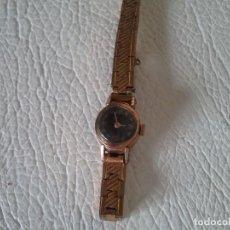 Relojes de pulsera: ANTIGUO RELOJ DE MUJER OSCAR 17 RUBIS. Lote 171367944