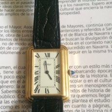 Relojes de pulsera: RELOJ CARTIER MUS DE CABALLERO NUEVO. Lote 171472932