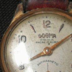 Relojes de pulsera: DOGMA PRIMA MUJER NO FUNCIONA. Lote 171507864