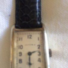 Relojes de pulsera: RELOJ JUVENIA ORO BLANCO AÑOS 20. Lote 171568133