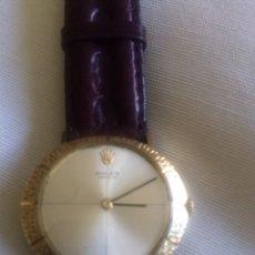 Relojes de pulsera: RELOJ ROLEX SEÑORA DE ORO. Lote 171568538