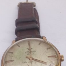 Relojes de pulsera: RELOJ DUWARD CARGA MANUAL. Lote 171676578