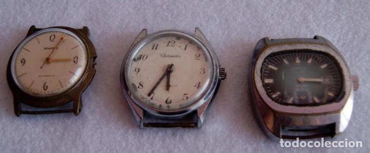 Mecanicos Caballero F4 Lote 3 De Relojes v80NmnwO
