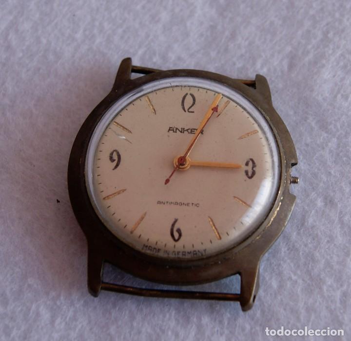 Relojes de pulsera: LOTE DE 3 RELOJES MECANICOS CABALLERO F4 - Foto 2 - 171735548