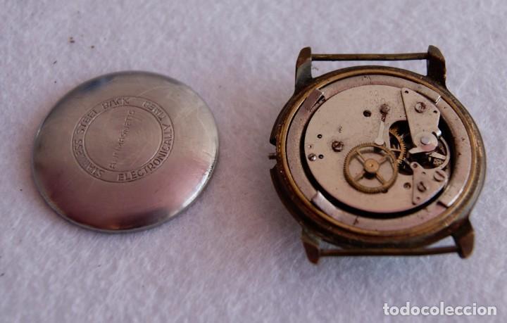 Relojes de pulsera: LOTE DE 3 RELOJES MECANICOS CABALLERO F4 - Foto 3 - 171735548