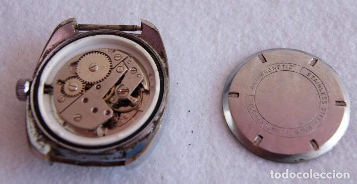 Relojes de pulsera: LOTE DE 3 RELOJES MECANICOS CABALLERO F4 - Foto 5 - 171735548