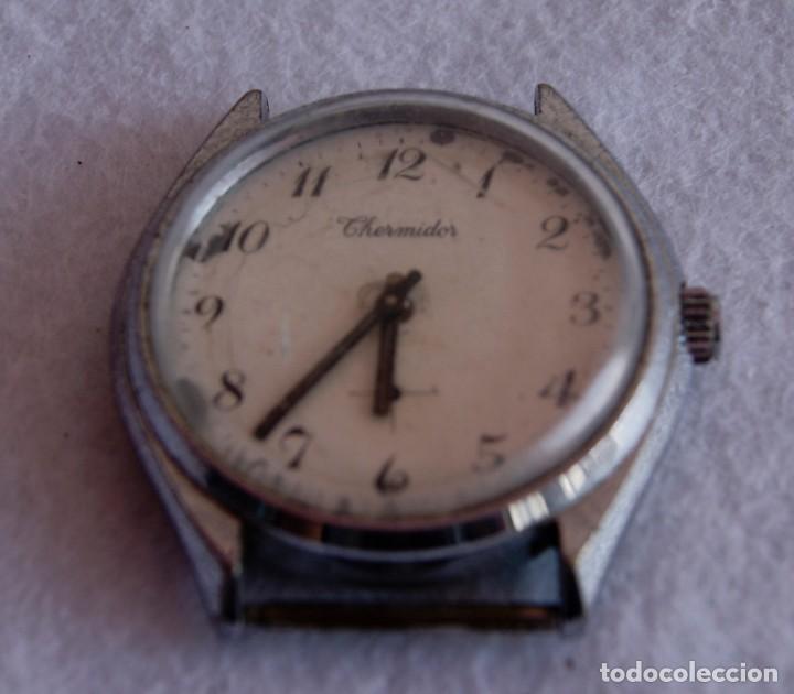 Relojes de pulsera: LOTE DE 3 RELOJES MECANICOS CABALLERO F4 - Foto 6 - 171735548