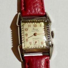 Relojes de pulsera: ANEW SWISS MADE ANCRE 15 RUBIS, ANTIGUO RELOJ ART DECO . 24 X 32 M/M.. Lote 172016854
