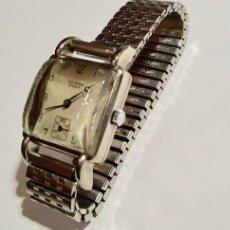 Relojes de pulsera: ANTIGUO RELOJ DOGMA PRIMA WISS MADE 17 JEWELS . 29 X 42 M/M.. Lote 172017488