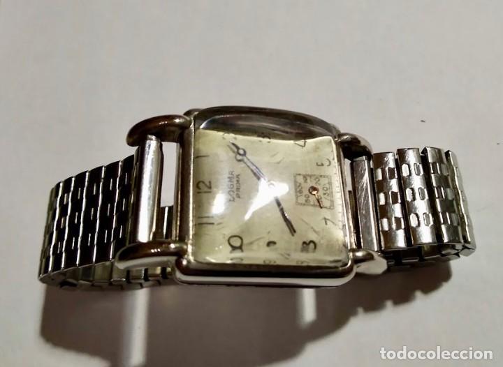 Relojes de pulsera: ANTIGUO RELOJ DOGMA PRIMA WISS MADE 17 JEWELS . 29 X 42 M/M. - Foto 3 - 172017488