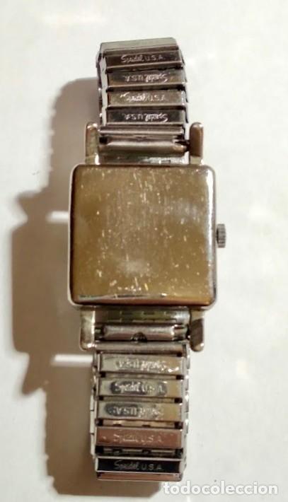 Relojes de pulsera: ANTIGUO RELOJ DOGMA PRIMA WISS MADE 17 JEWELS . 29 X 42 M/M. - Foto 5 - 172017488