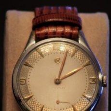 Relojes de pulsera: RELOJ CYMAFLEX ESFERA ESPECTACULAR. FUNCIONA OK. 38MM CALIBRE 586. Lote 172032245