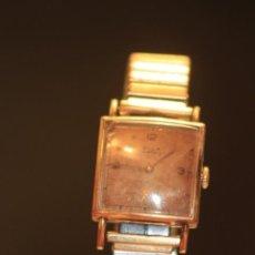 Relojes de pulsera: RELOJ DYLA ART DECO GOLD FILLED. Lote 172032540