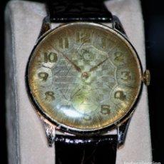 Relojes de pulsera: RELOJ DOGMA 40MM FUNCIONA OK.. Lote 172033009