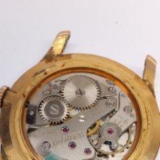 Relojes de pulsera: RELOJ DUWARD 15JEWELS PARA PIEZAS. Lote 172098353