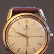 Relojes de pulsera: RELOJ PRONTO THIRLINE FUNCIONA OK GRAN CONDICION.. Lote 172138948