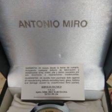 Relojes de pulsera: RELOJ ANTONIO MIRÓ CAJA DE 42 MM. ( MÁS RELOJES EN MÍ PERFIL ). Lote 172167104
