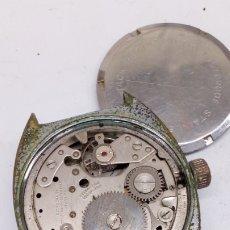Relojes de pulsera: RELOJ POLJOT CARGA MANUAL PARA PIEZAS 17JEWELS. Lote 172168489