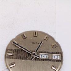 Relojes de pulsera: RELOJ TIMEX CARGA MANUAL PARA PIEZAS. Lote 172171270