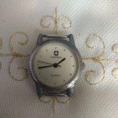 Relojes de pulsera: RELOJ ( GAROZZIA SWISS QUARTZ ), CAJA DE 23 MM. FUNCIONA MÁS RELOJES EN MÍ PERFIL.. Lote 172296459