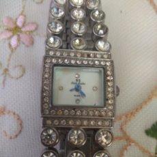 Relojes de pulsera: RELOJ ( BLUE SISTER QUARTZ SINGAPORE J.M. ), FUNCIONANDO. MÁS RELOJES EN MÍ PERFIL. Lote 172300237
