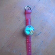 Relojes de pulsera: ANTIGUO RELOJ PUBLICIDAD PIZZA HUT. Lote 172315478