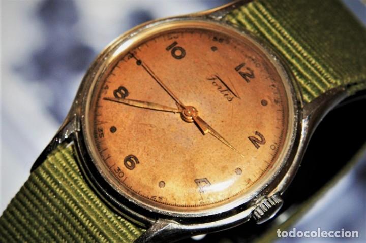 RELOJ FORTIS COMBATE FUNCIONA OK (Relojes - Pulsera Carga Manual)