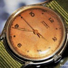 Relojes de pulsera: RELOJ FORTIS COMBATE FUNCIONA OK. Lote 172372758
