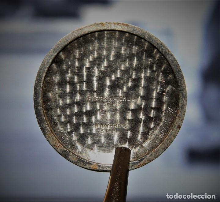 Relojes de pulsera: RELOJ FORTIS COMBATE FUNCIONA OK - Foto 4 - 172372758