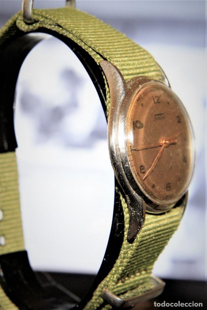 Relojes de pulsera: RELOJ FORTIS COMBATE FUNCIONA OK - Foto 9 - 172372758
