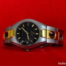 Relojes de pulsera: RELOJ QUARTZ MARCA BRAVO. Lote 172381278