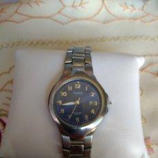 Relojes de pulsera: RELOJ ( BUSCADO,TAHER 100 M QUARTZ JAPAN MOVT.) CAJA DE 30 MM, FUNCIONANDO. MÁS RELOJES EN MÍ PERFIL. Lote 172396619