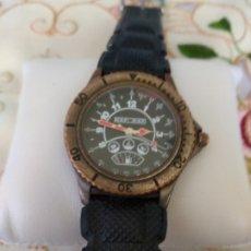 Relojes de pulsera: RELOJ (MUY BUSCADO, NAF NAF M.SWISS PARTS )30 M RESISTANT ( RARO ) MÁS RELOJES EN PERFIL.. Lote 172405918